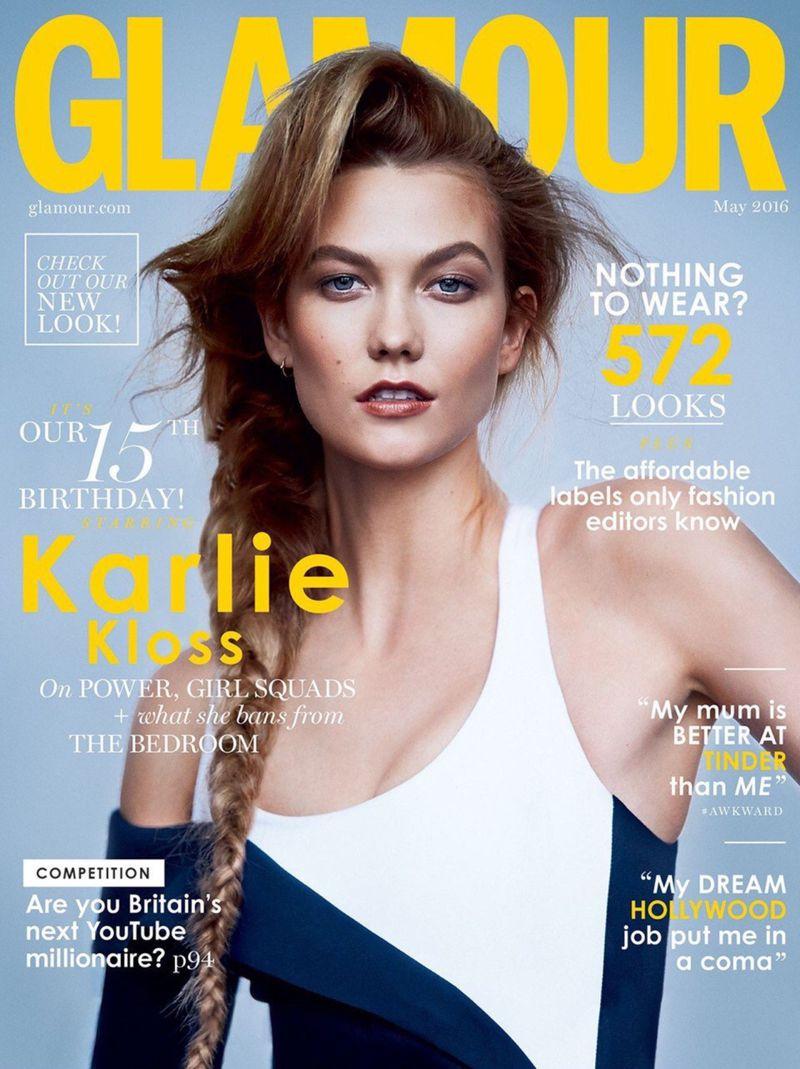 Glamour Magazine Uk Fashion Editor
