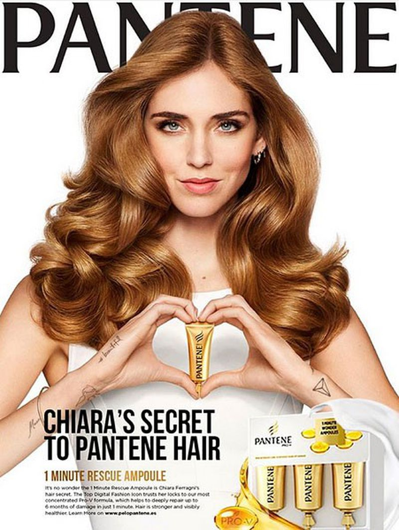 an advertisement for pante prop v shampoo By pantene sold and shipped by  pantene pro-v repair & protect shampoo wrapping every strand with a nutrient-rich lather of our powerful pro-v formula, repair .