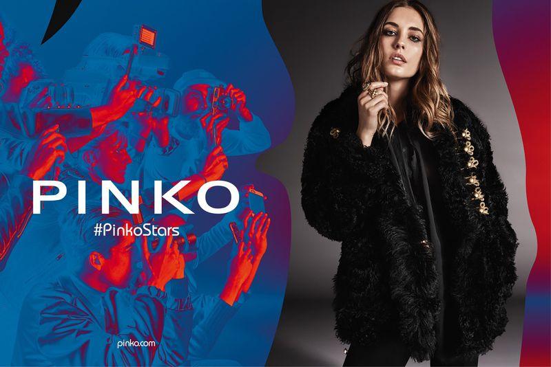 cheaper 71b14 98be6 Pinko F/W 16/17 Campaign (PINKO)