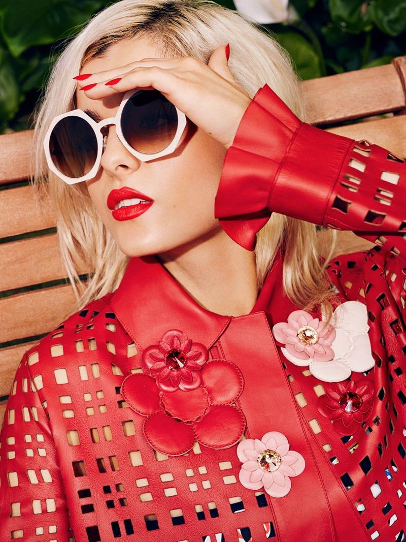 Bebe Rexha The Hitmaker Sunday Times Style Magazine