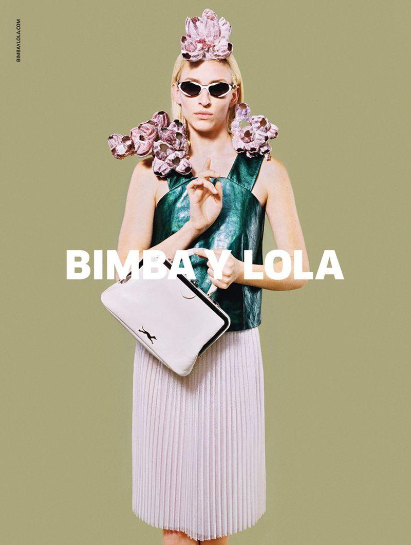 Spring Summer 2014 Campaign (BIMBA Y LOLA)