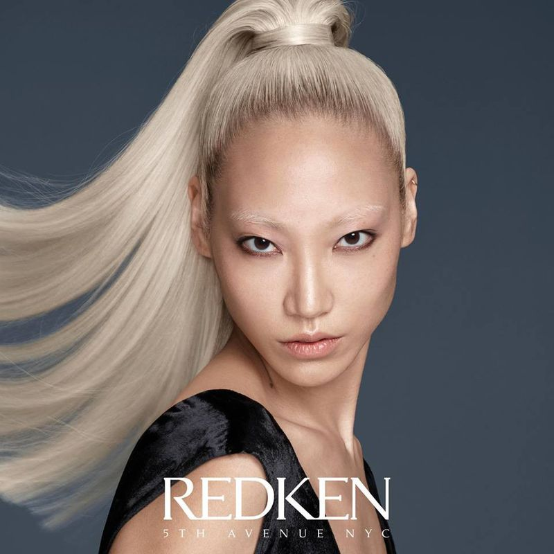 2019 year for girls- Soo joo face new park redken