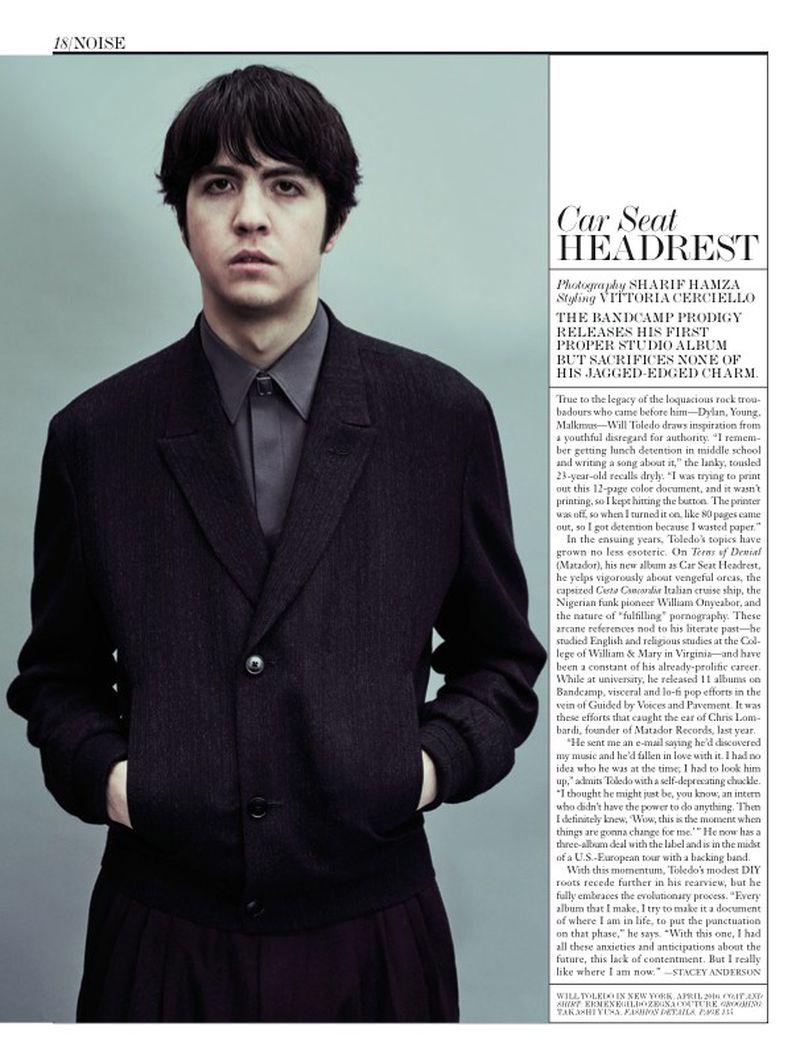 Car Seat Headrest Interview Magazine