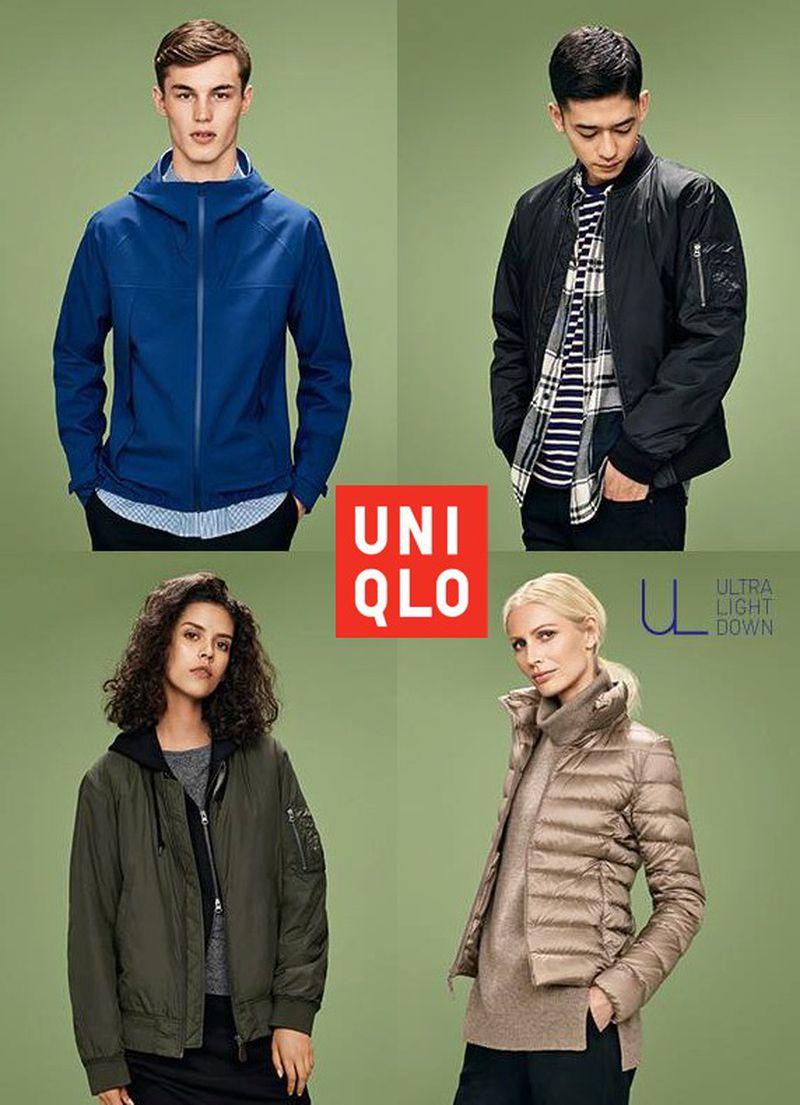 61b1622f4 Uniqlo Outwear Winter 2016 (Uniqlo)