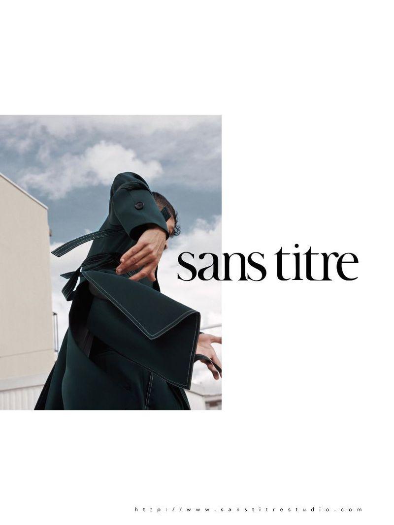 SANS TITRE FW 2016-17 Campaign (Sans Titre)