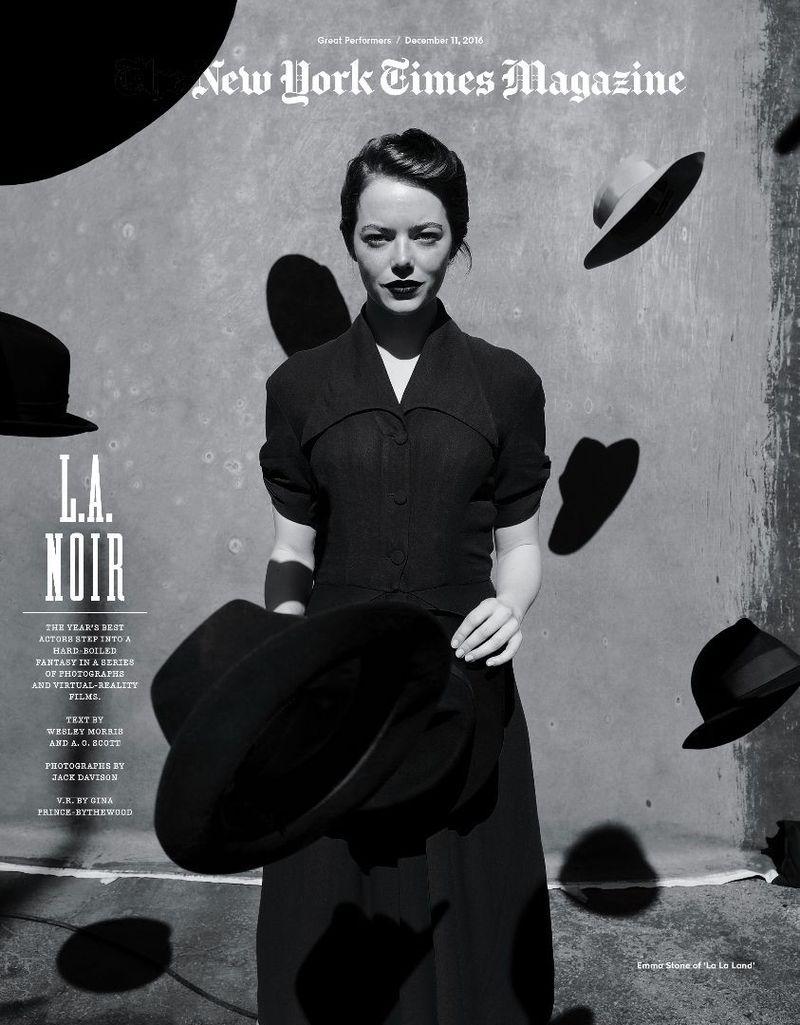 L A Noir The New York Times Magazine