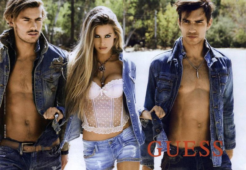 Guess Ads 2010