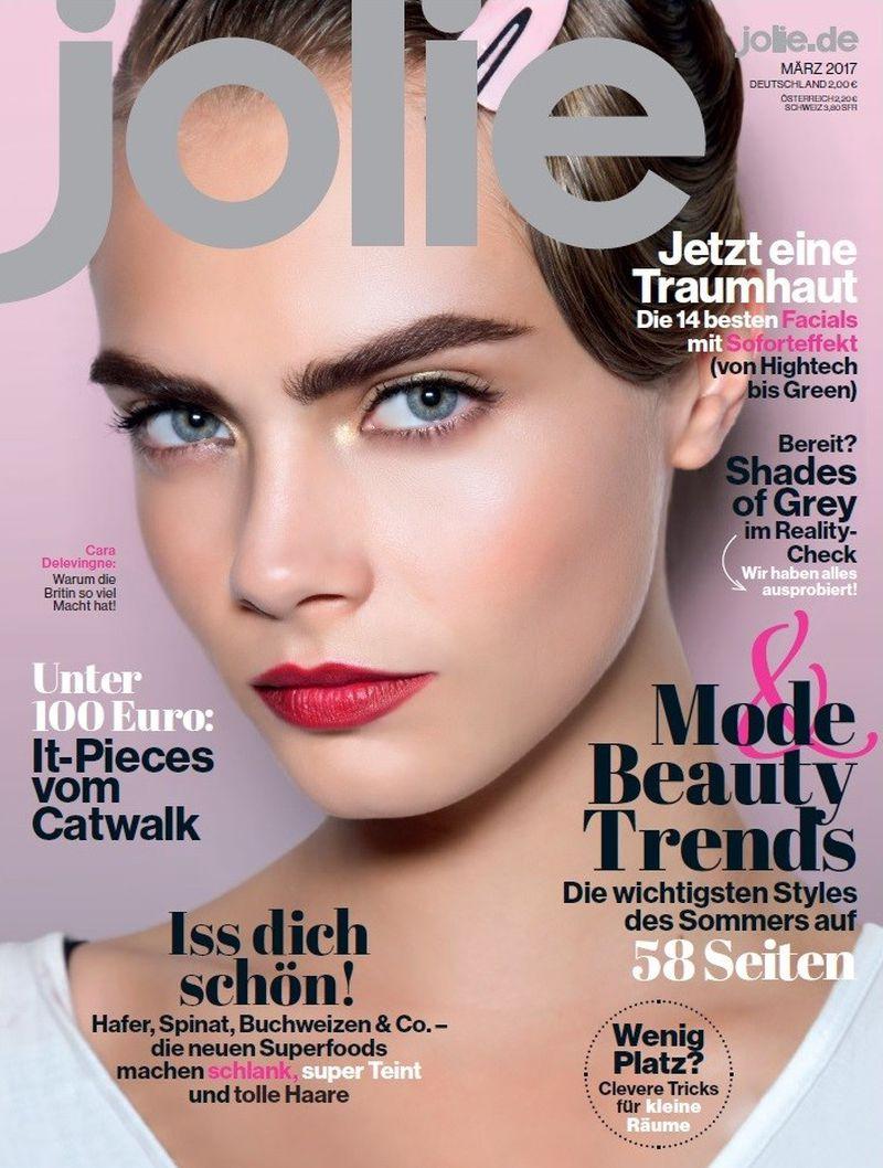 Jolie Magazine November 2017 Issue: Jolie Magazine March 2017 Cover (Jolie Magazine