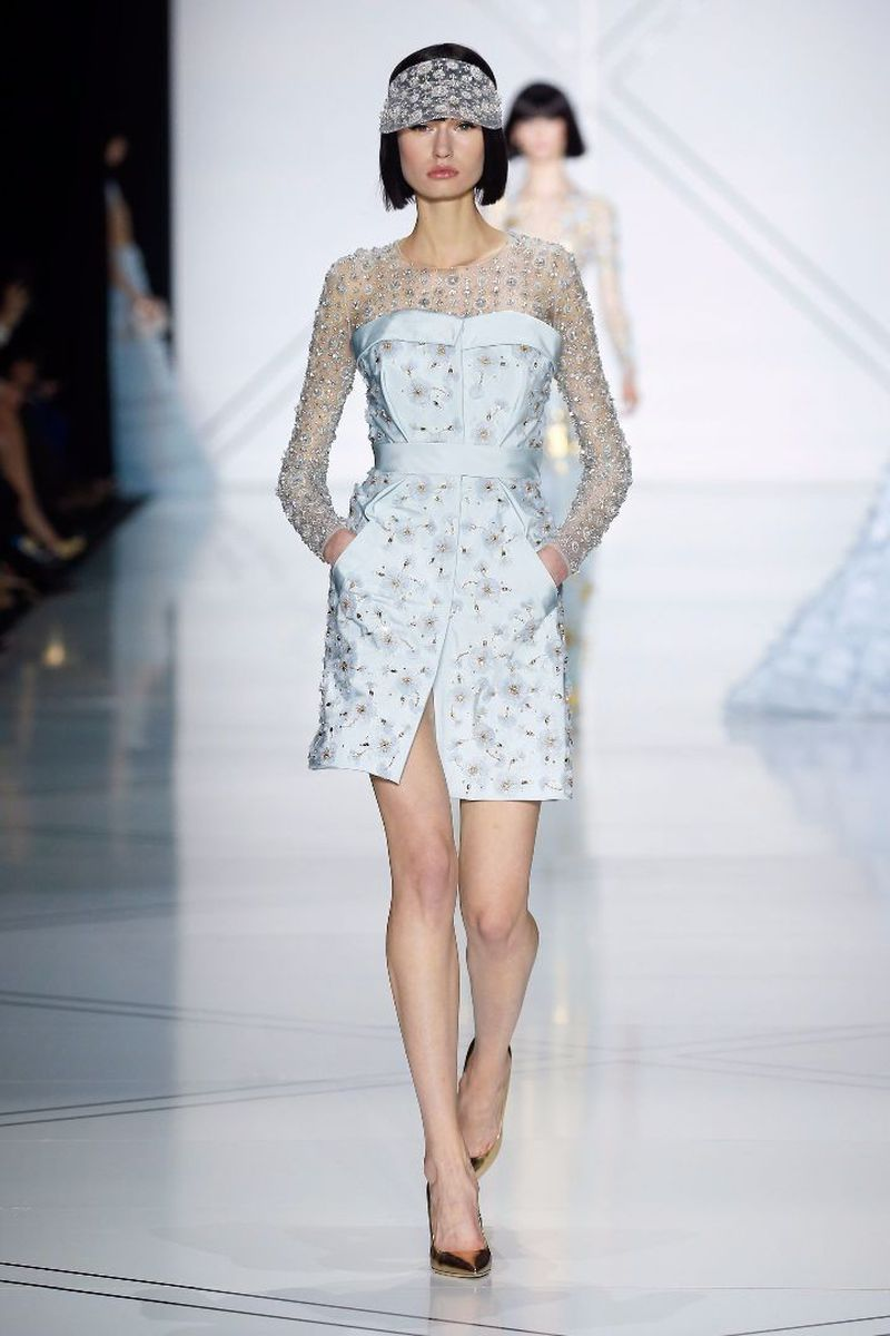 Ralph russo haute couture spring 2017 show various shows for Haute couture members