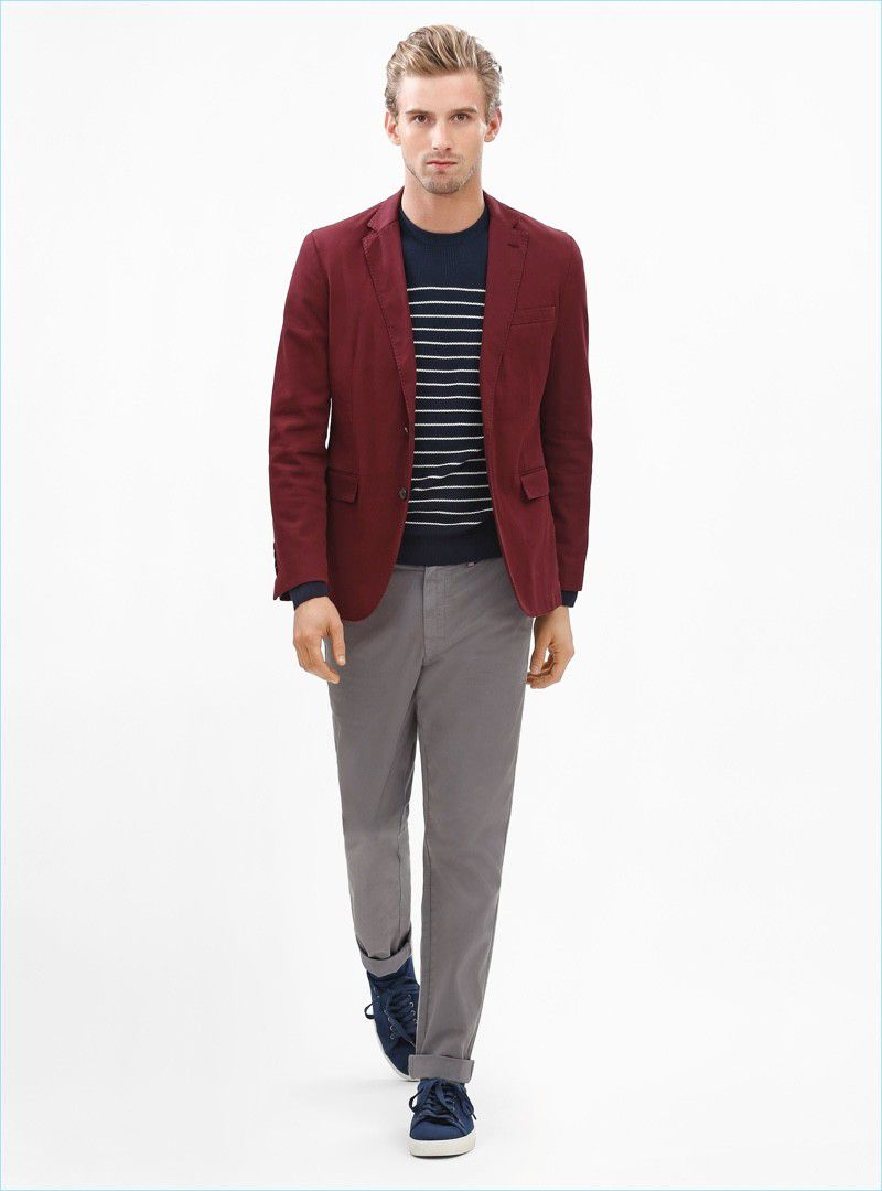 abae442c0f714 BROOKS BROTHERS ROUNDS UP SMART CLASSICS FOR FALL '17 COLLECTIONS ...
