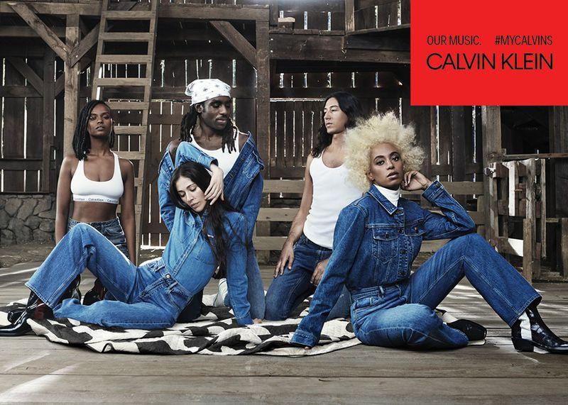 Calvin Klein Global Underwear Ss Advertising Jeans S1PqwS