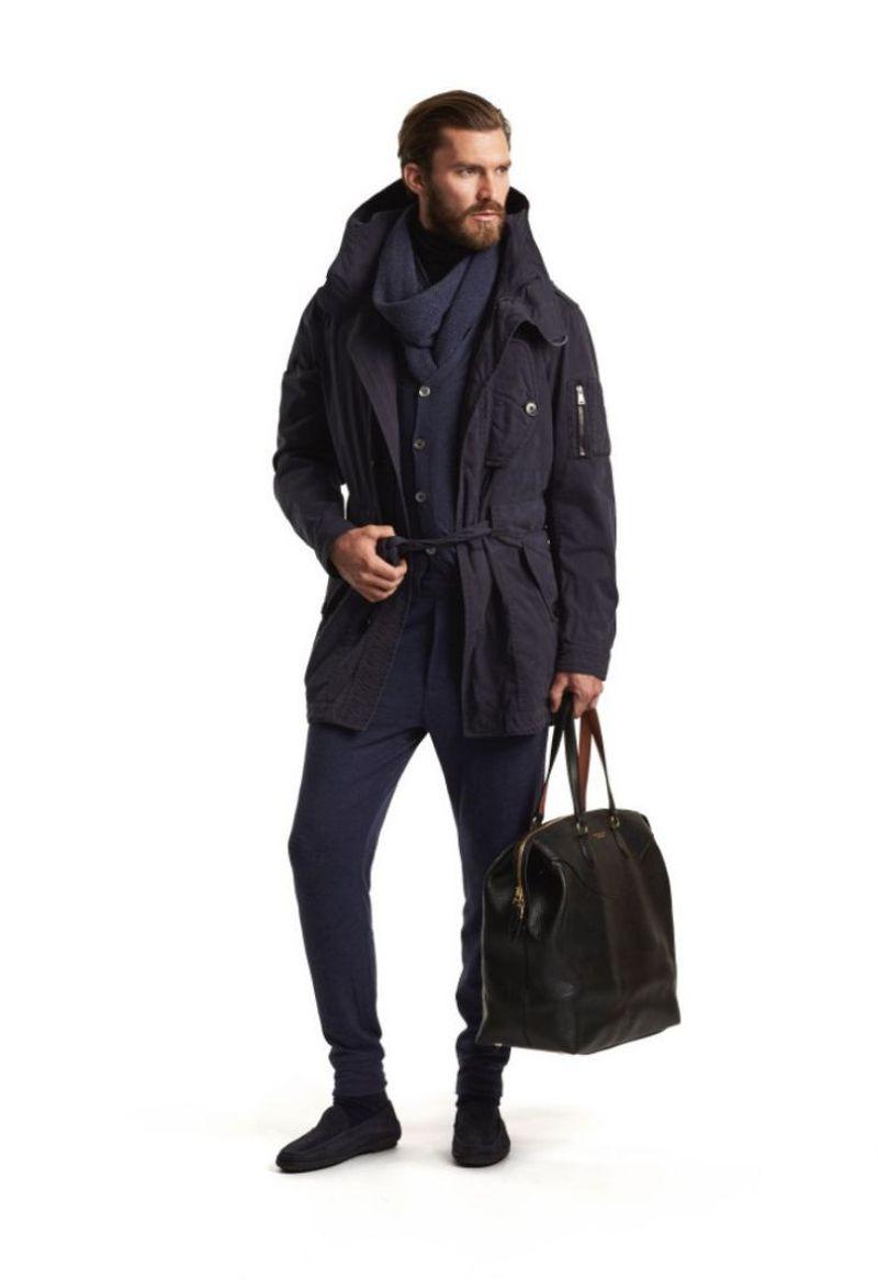 alennuskauppa lenkkarit halpaa ainutlaatuinen muotoilu Ralph Lauren Purple Label F/W 17 Men's Lookbook (Ralph Lauren)