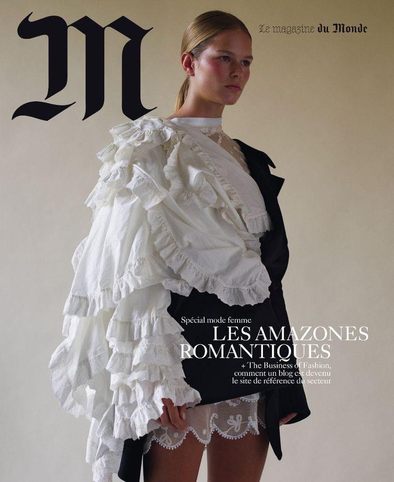 Top M LE MAGAZINE DU MONDE March 2017 Covers (Le Monde M Magazine) IM38