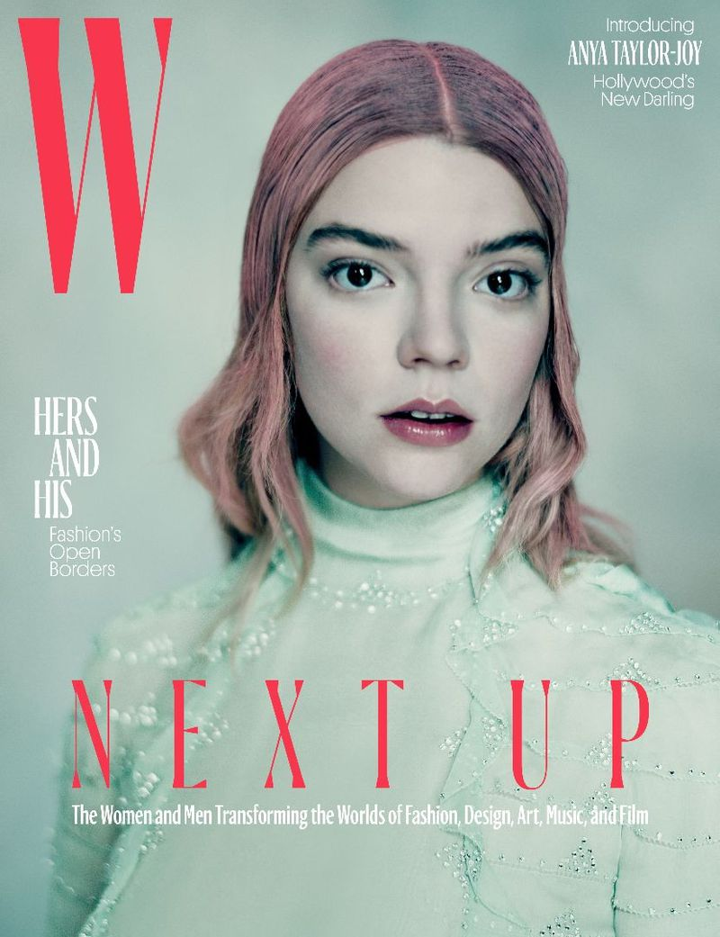 W Magazine April 2017 Covers (W Magazine
