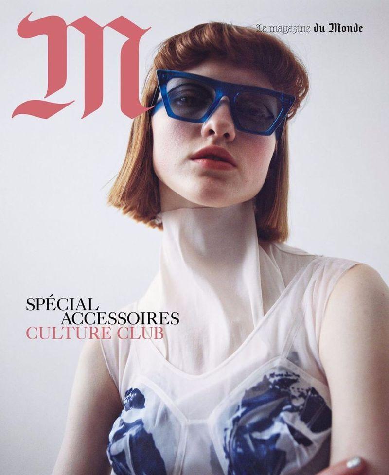 Fabuleux M Le Magazine du Monde March 18 2017 Cover (Le Monde M Magazine) QI91