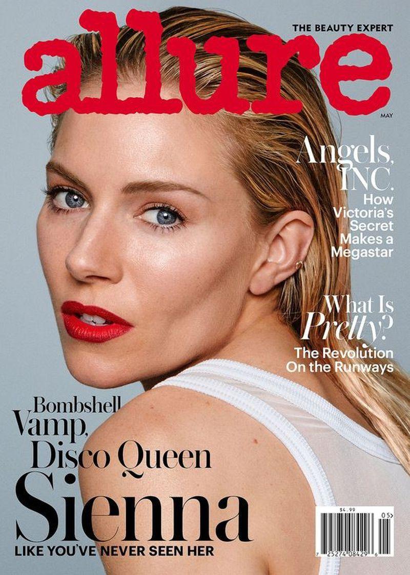 Allure magazine Nude Photos 35