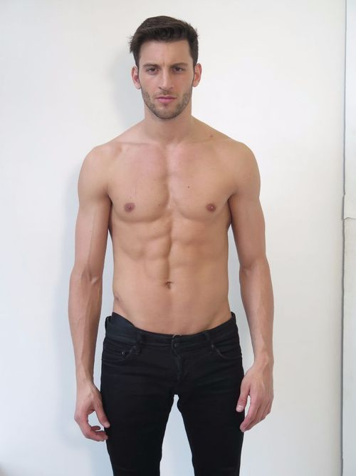Kevin Sampaio Model Profile Photos Latest News
