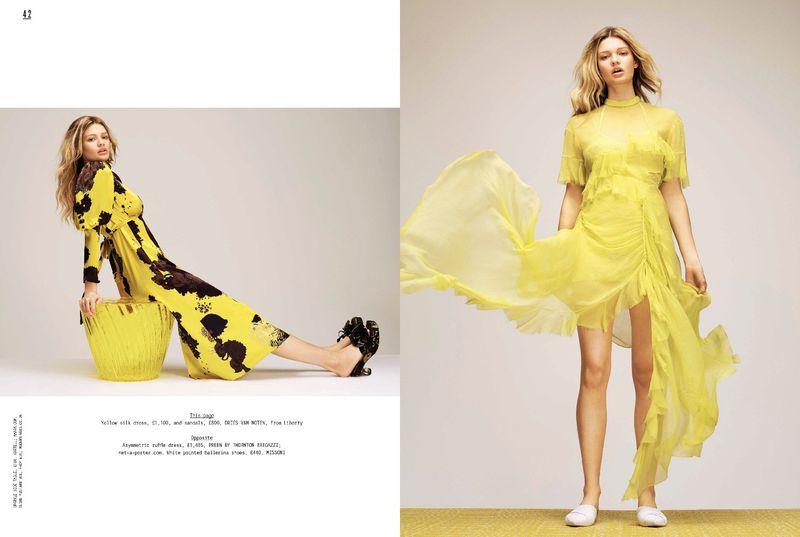 Sunny Side Up The Sunday Times Style Magazine Uk