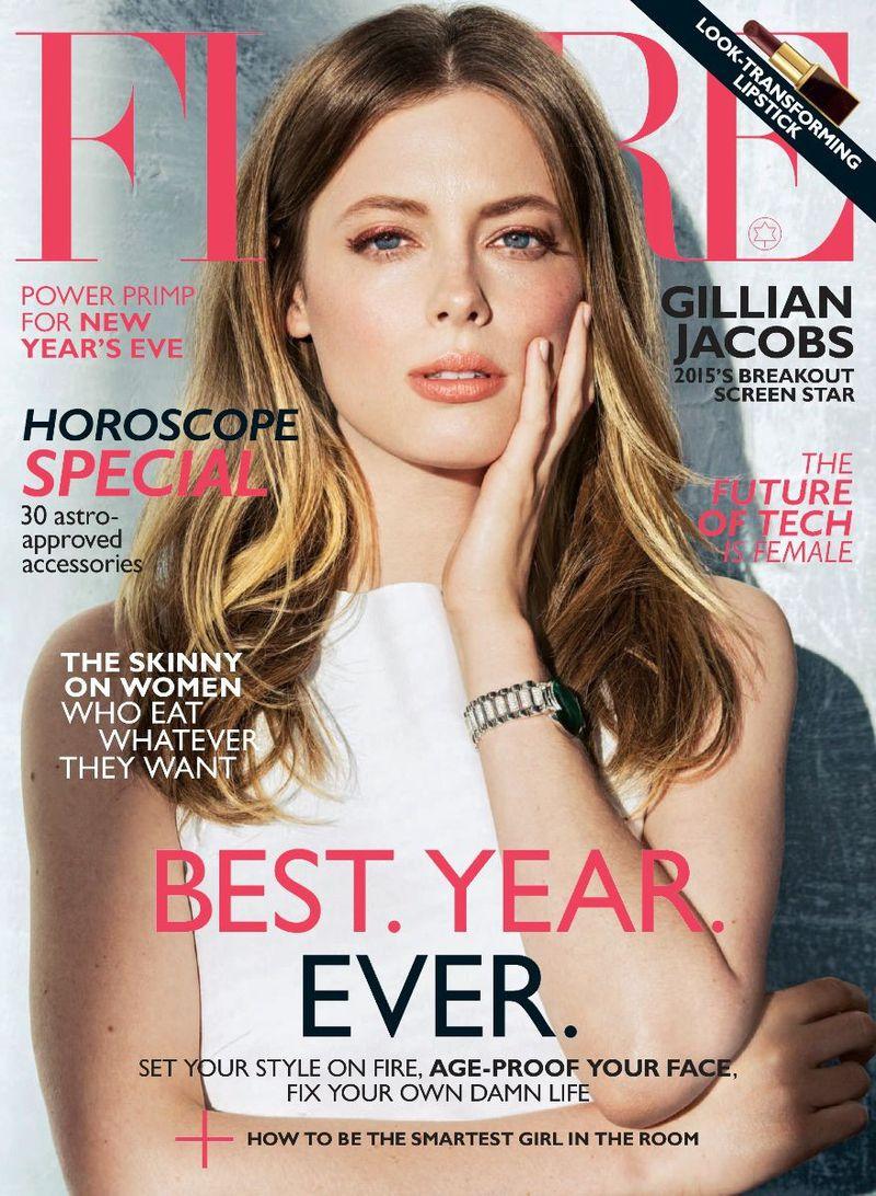 Flare Magazine January 2015 Cover (Flare Magazine)