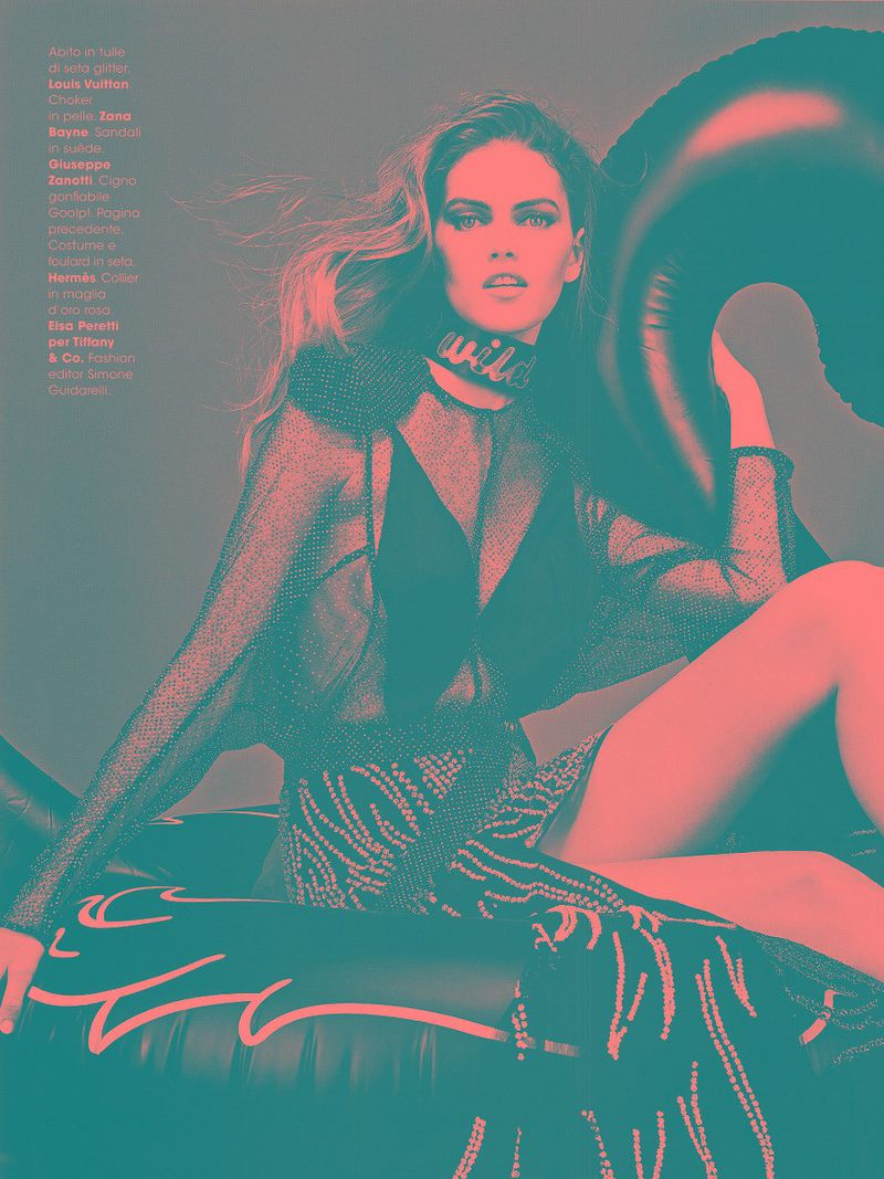 Kamila, io, la moda e lamore (Glamour Italia)
