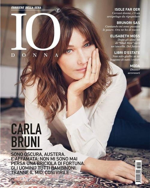 8b5754fa0a Carla Bruni - Model Profile - Photos & latest news