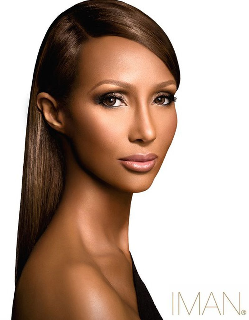 Image result for Iman Cosmetics