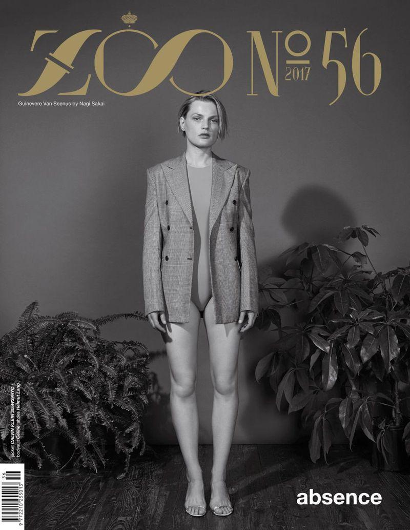 Zoo Magazine Fall 2017 Covers (Zoo Magazine) - photo#20
