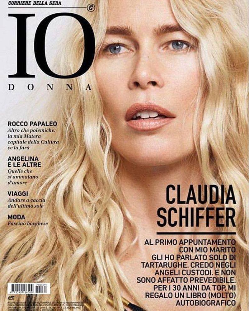 Watch Claudia Schiffer GER 1997 video