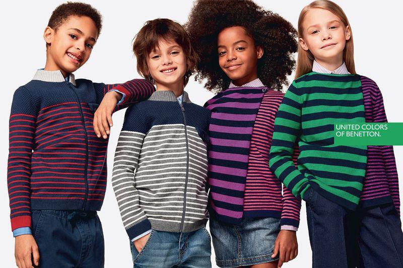 cb4d2ca3836 Benetton Kids F/W 2017 (United Colors of Benetton)