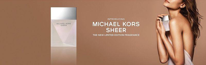 6c7fa28fc718 Michael Kors Sheer Limited Edition Fragrance (Michael Kors)