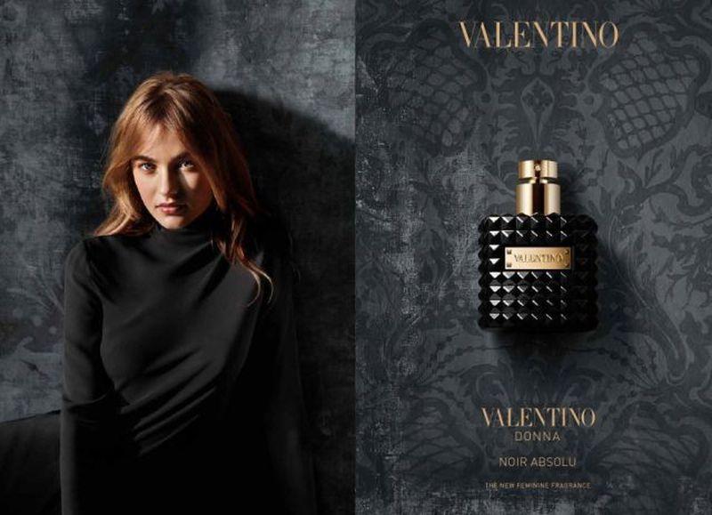 Valentino Donna Noir Absolu Fragrance 2017 (Valentino)