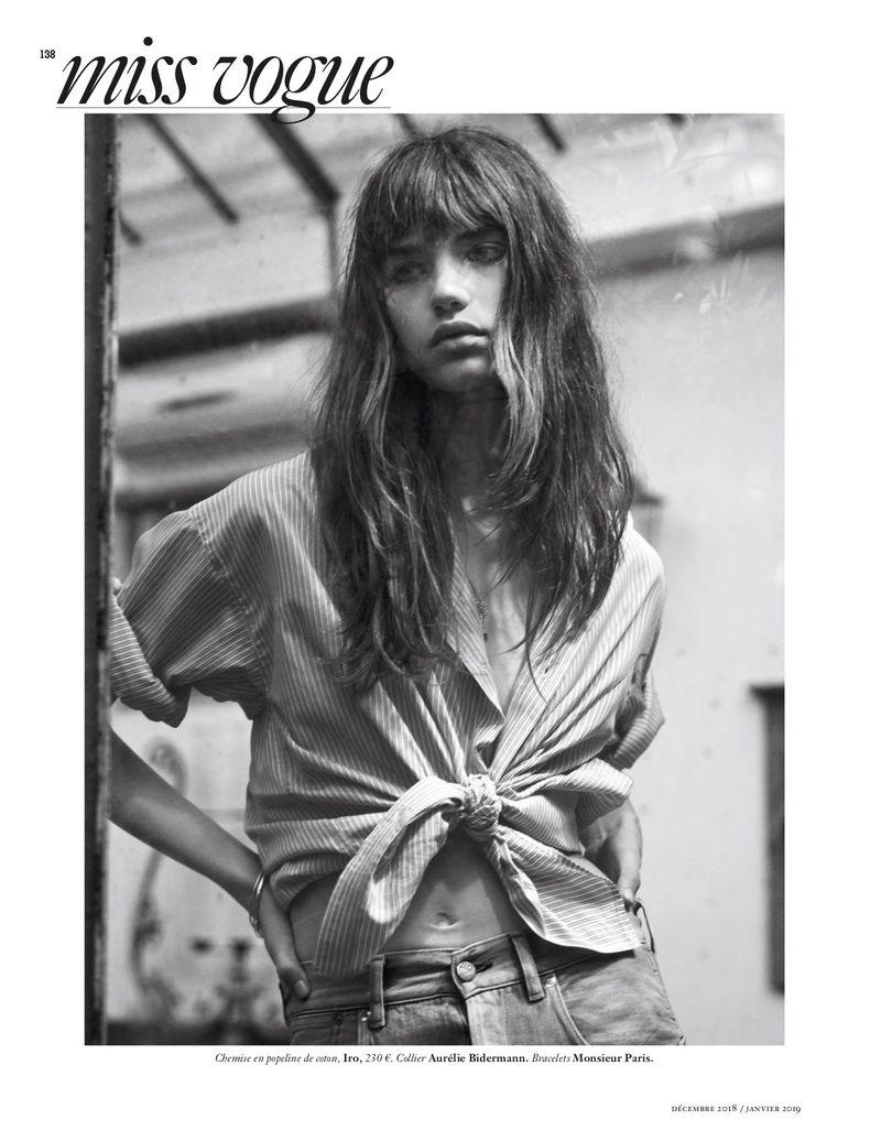 The Jane Genie (Vogue Paris)