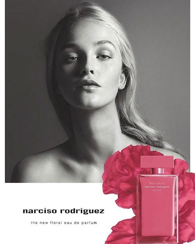 Narciso Rodriguez Fleur Musc Fragrance 2018 Narciso Rodriguez