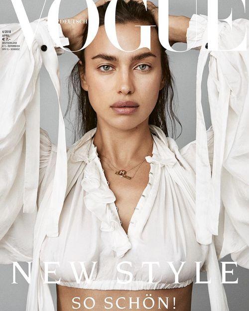 Irina Shayk - Model Profile - Photos & latest news