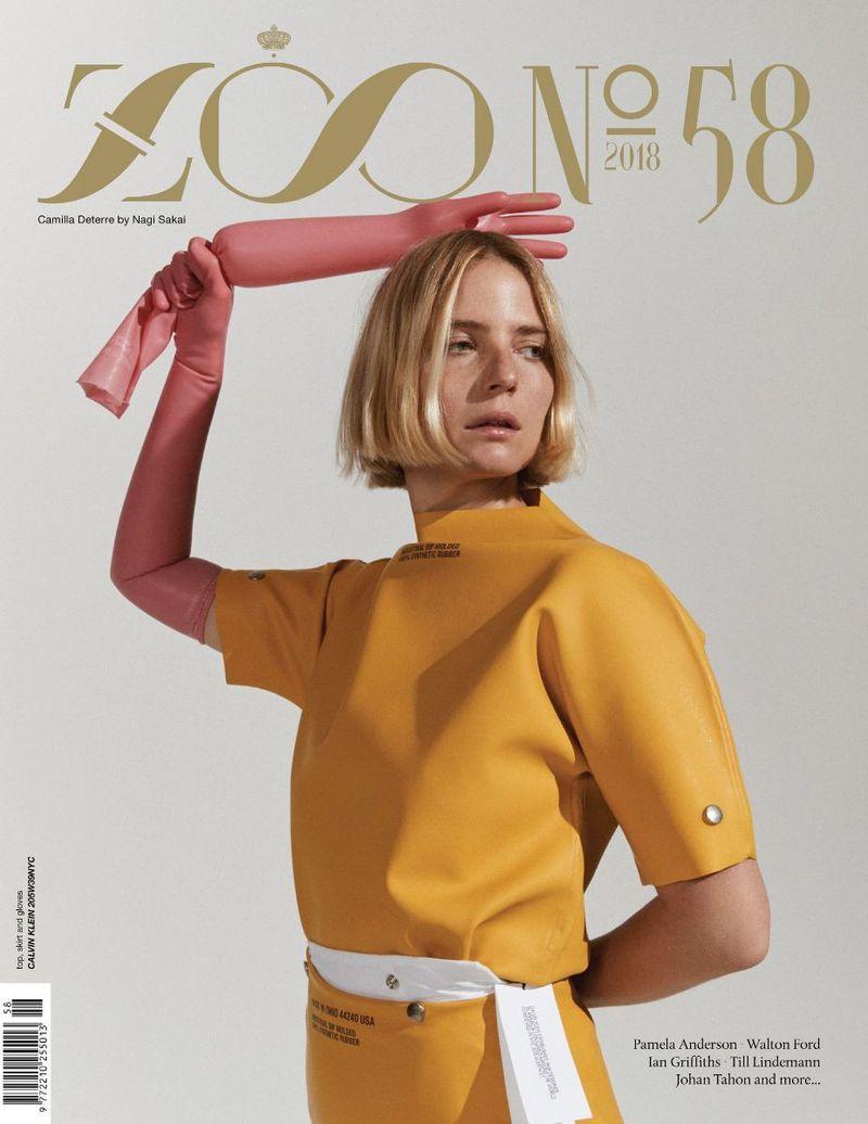 Zoo Magazine N°58 Spring 2018 Covers (Zoo Magazine)