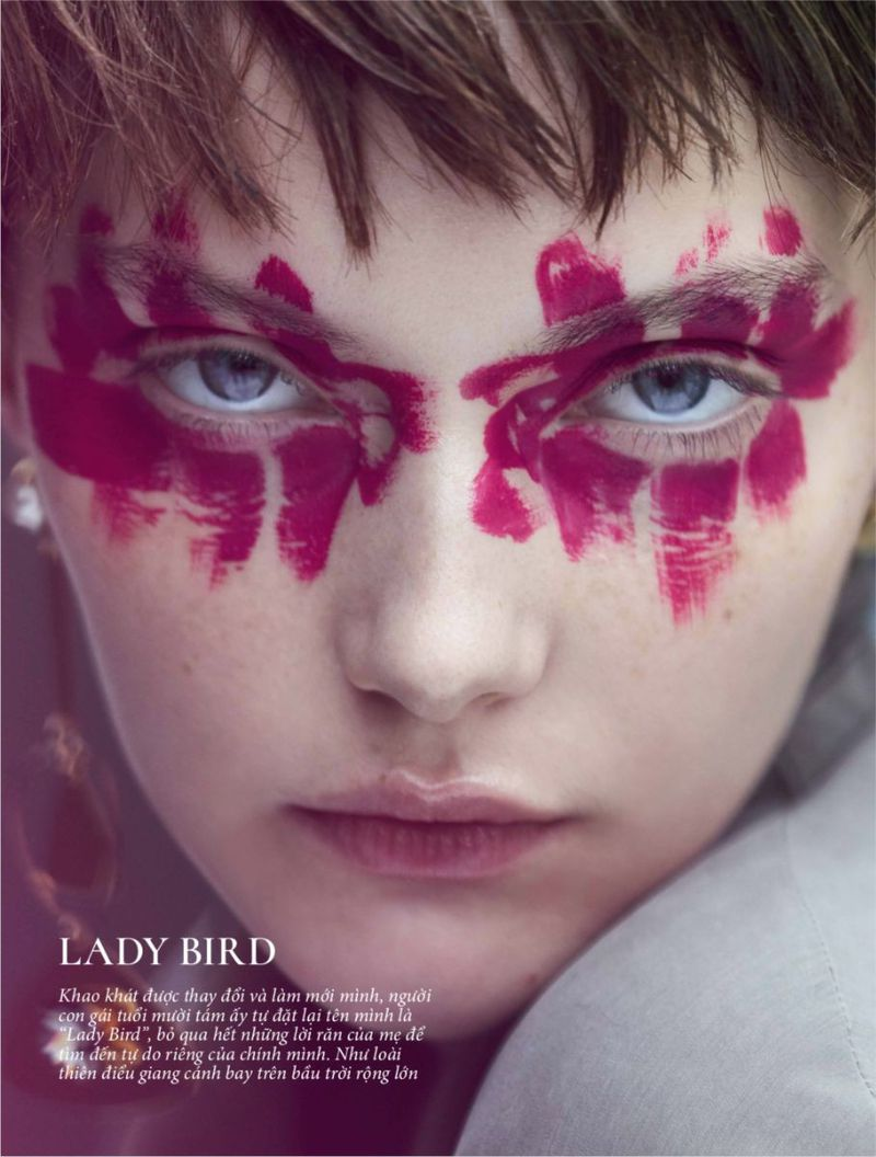 Lady Bird By Laurence Laborie L