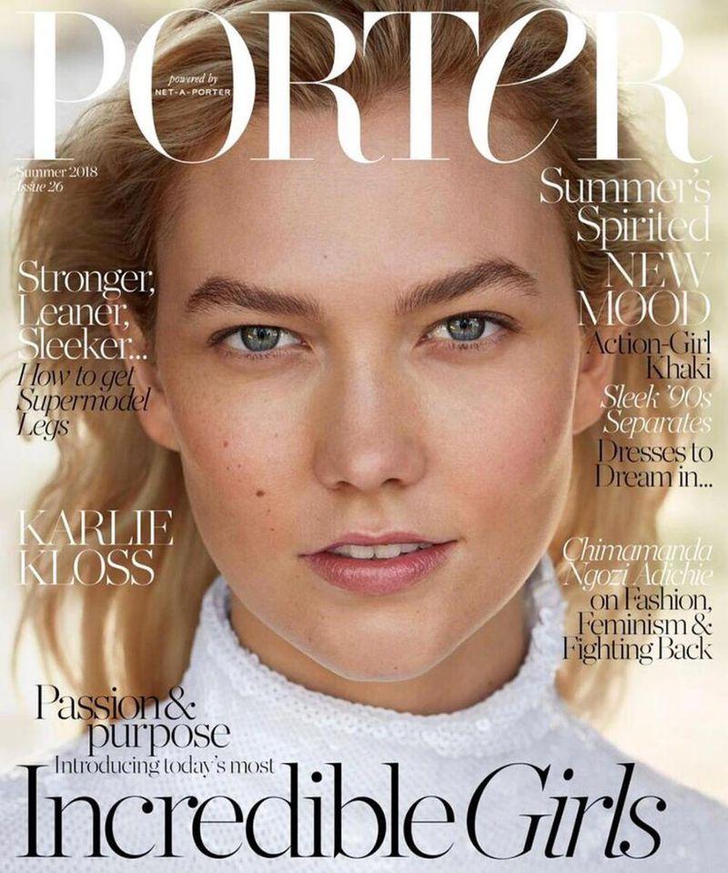 fd650dc2fd2a52 Porter Magazine Summer 2018 Cover (Porter Magazine)