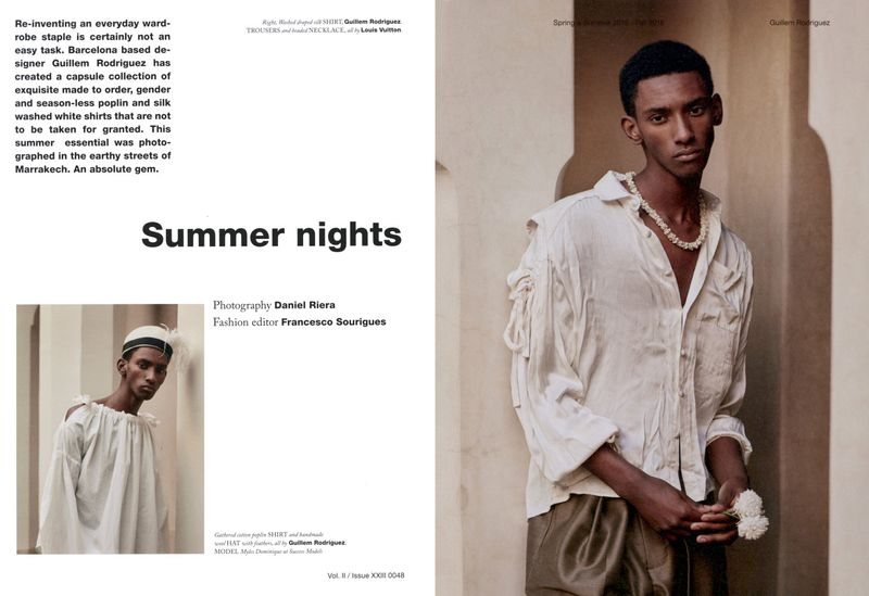 277e4ae5d48 Summer nights (Hercules Magazine)