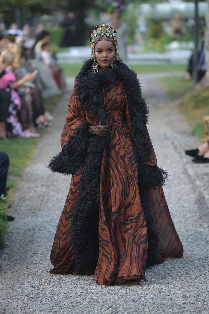 size 40 e75ac 292aa Dolce&Gabbana Alta Moda 2018 Como (Dolce & Gabbana)