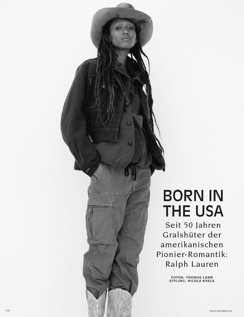 Born In The Usa Deutsch