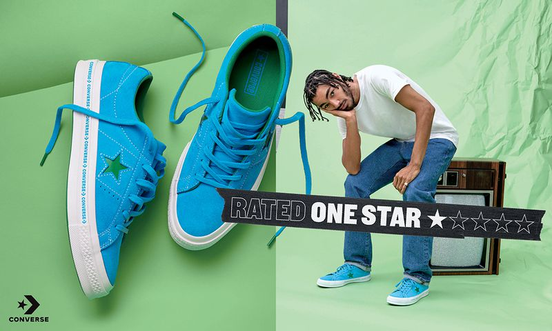 Rated One Star (Converse)