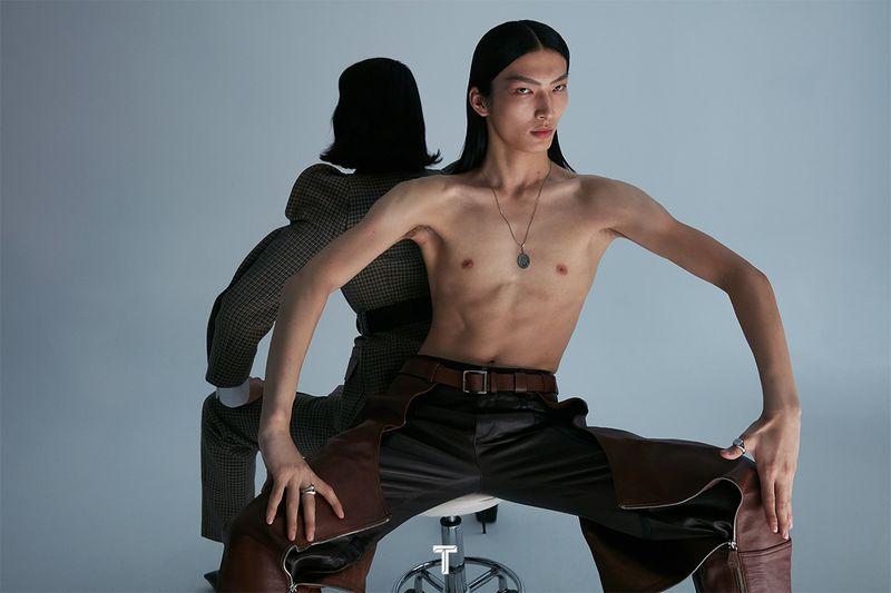 Neo Androgyny (T Magazine China)