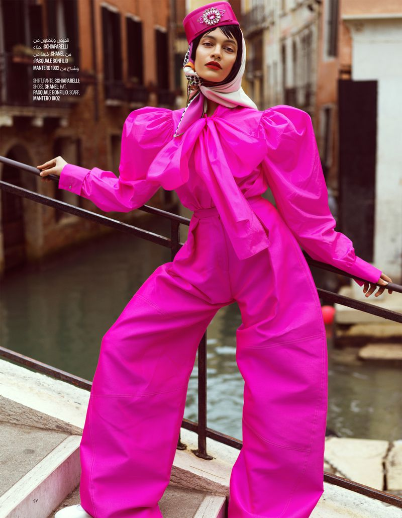 Venice Land (Vogue Arabia)