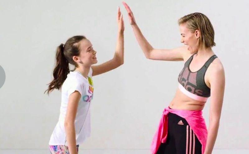 Adidas TV Commercial (Kohl s) 3cb6c449b0864