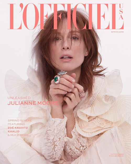 Julianne Moore Actor Profile Photos Latest News