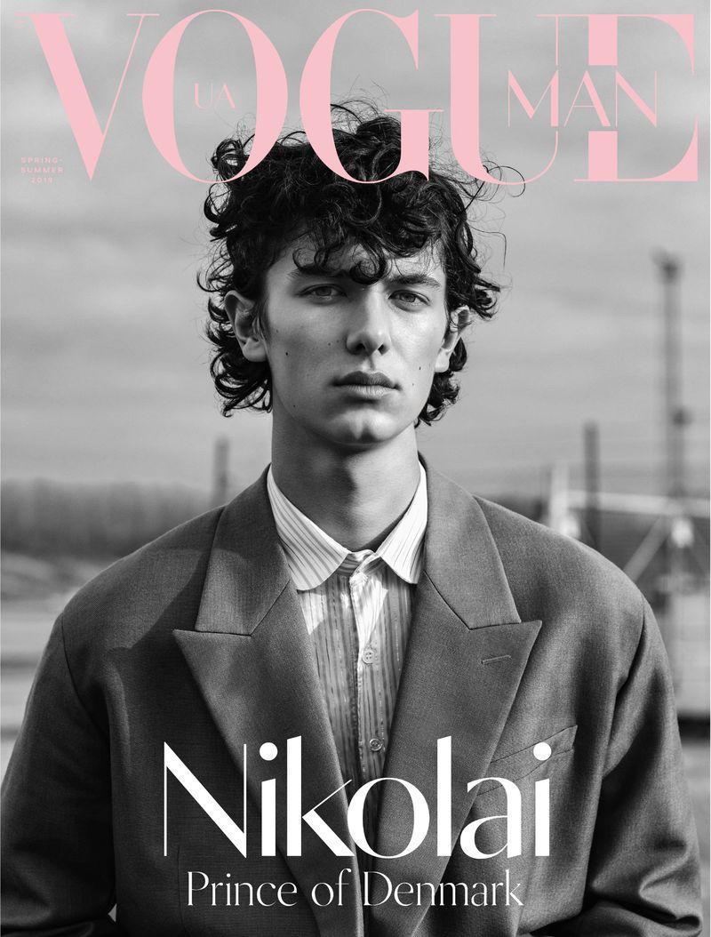 Vogue Ukraine Man Spring 2019 Covers Vogue Ukraine Man