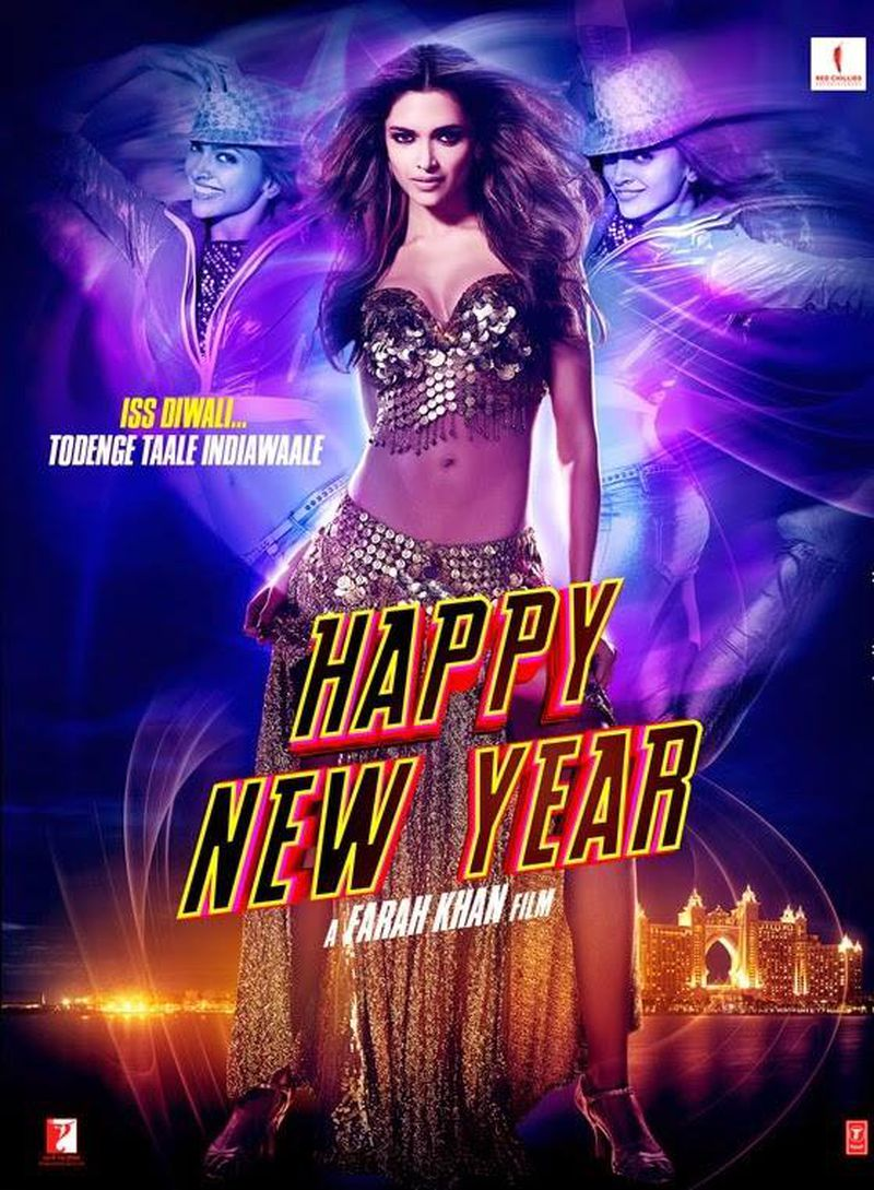 Happy New Year Movie Poster 19