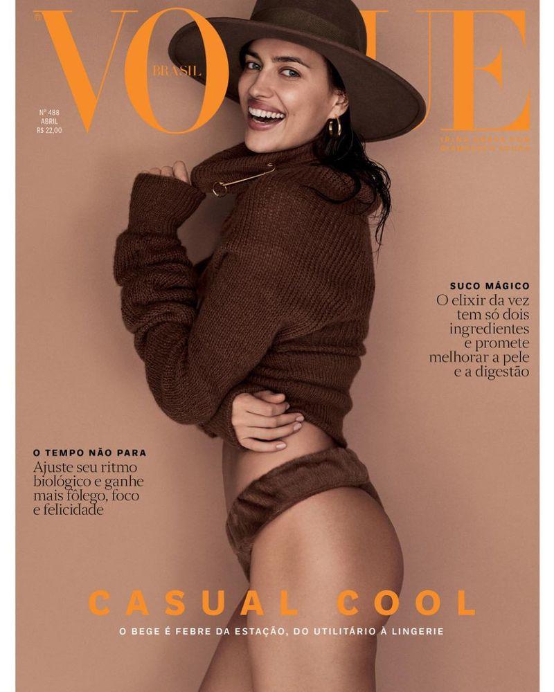 Vogue Brasil April 2019 Covers (Vogue Brasil)