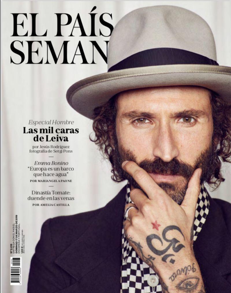 El Pais Semanal March 2019 Cover (El Pais Semanal)