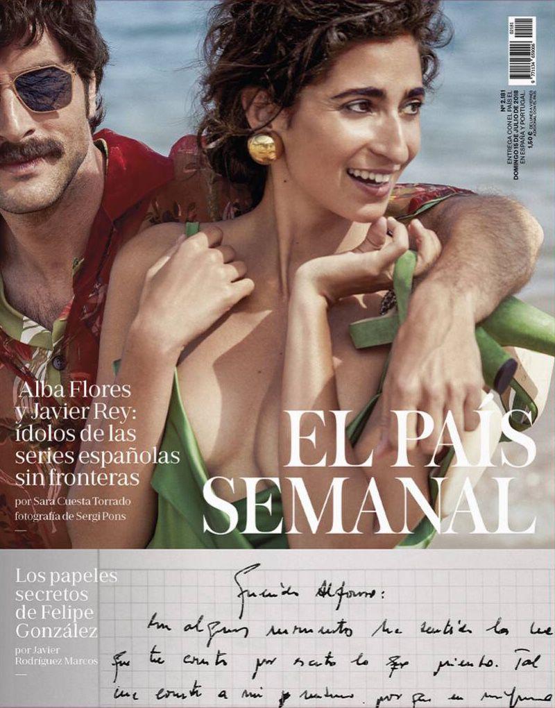 El Pais Semanal July 2018 Cover (El Pais Semanal)